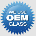 We Use OEM Glass